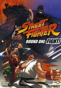 Street Fighter Round One-Fight