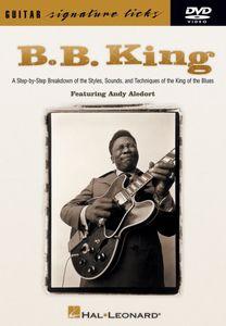 Guitar Signature Kicks: B.B. King