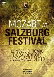 Mozart at Salzburg Festival