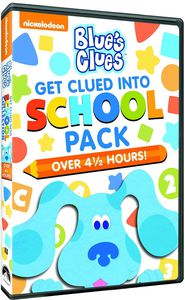 Blue's Clues: Get Clued Into School Pack