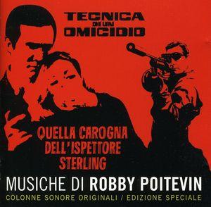 Tecnica Di Un Omicidio (The Hired Killer) (Original Soundtrack) [Import]