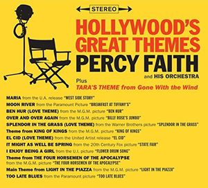 Hollywood Great Themes /  Tara's Theme From Gone With The Wind [Import]
