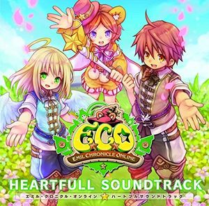 Heartful Online Rpg (Original Soundtrack) [Import]