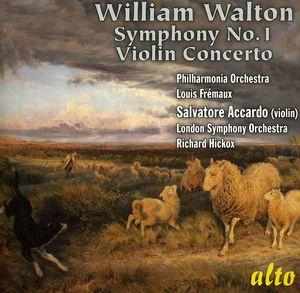 Symphony 1: Violin Concerto