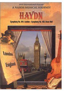 Symphonie 4, 104 & 103