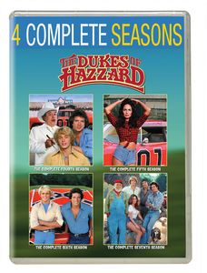 The Dukes of Hazzard: The Complete Seasons 4-7
