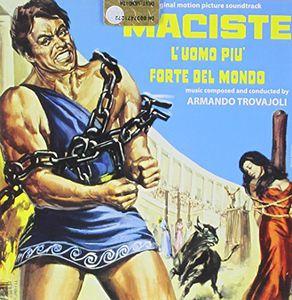 Maciste L'Uomo Piu Forte Del Mondo (Mole Men Against the Son of Hercules) (Original Soundtrack) [Import]