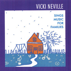 Vicki Neville Sings Music for Families
