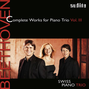 Beethoven: Complete Works For Piano Trio 3