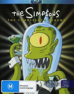 Simpsons: Season 14