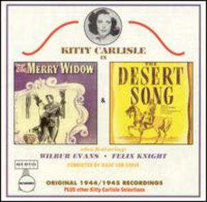 Merry Widow and Desert Song