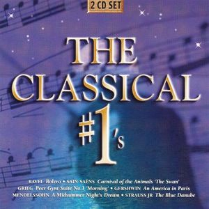 Classical #1's /  Various