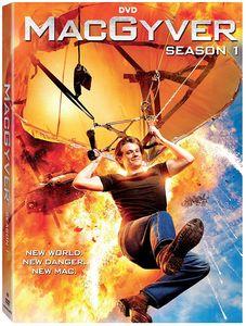 Macgyver: Season 1 , Lucas Till