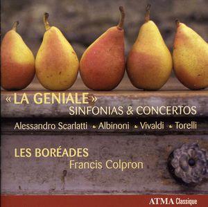 La Geniale: Sinfonias & Concertos