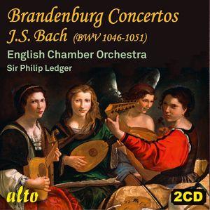 J.s. Bach: Brandenburg Concertos Bwv 1046-51