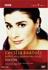 Cecilia Bartoli /  Nikolaus Harnoncourt: Cecilia Sings Haydn