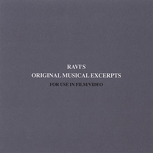 Ravi Poliah's Original Musical Excerpts for Tv/ Fil