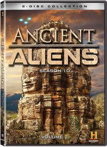Ancient Aliens: Season 10: Volume 2