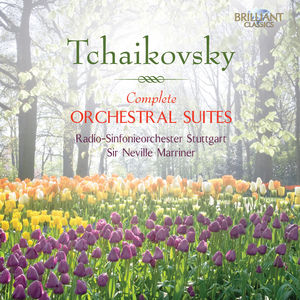 Complete Orchestral Suites