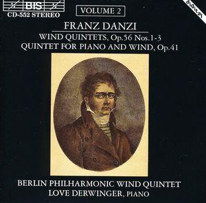 Wind Quintets Op56