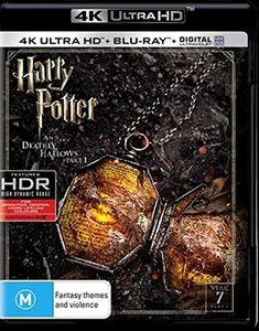 Harry Potter & The Deathly Hallows - Part 1 [Import]