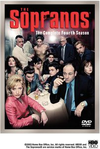 The Sopranos: The Complete Fourth Season