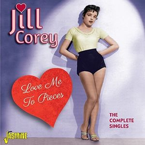 Love Me to Pieces:Complete Singles [Import]