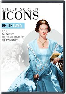 Silver Screen Icons: Bette Davis