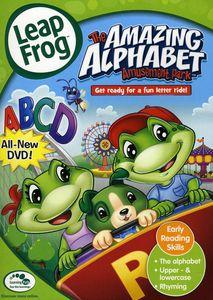 The Amazing Alphabet Amusement Park