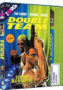 Double Team (Retro VHS Packaging)