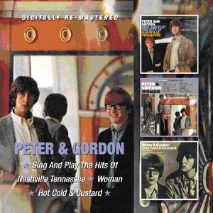 Peter & Gordon Sing & Play the Hits of Nashville Tennessee [Import]