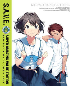 Robotics;Notes: The Complete Series - S.A.V.E.