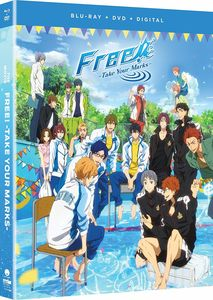 Free!: Take Your Marks - The Movie