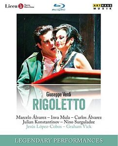 Rigoletto (Legendary Performances)