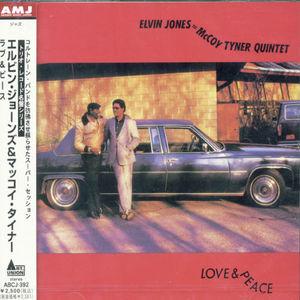 Love & Peace [Import]