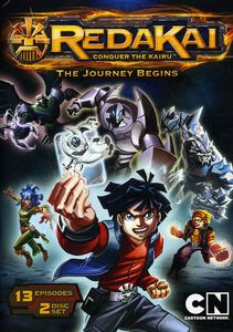 Redakai: Volume 1: The Journey Begins