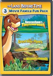 The Land Before Time XI-XIII 3-Movie Family Fun Pack