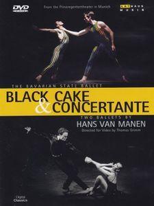 Black Cake & Concertante by Hans Van Manen [Import]