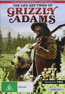 Life & Times of Grizzly Adams Season 2 [Import]