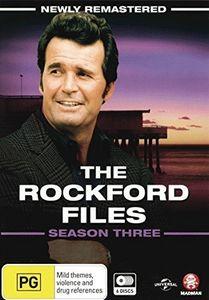 Rockford Files Season 3 [Import]