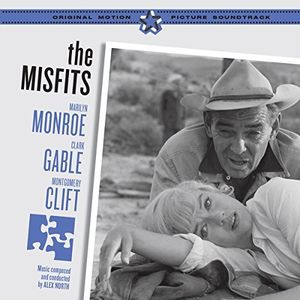 The Misfits (Original Soundtrack) [Import]