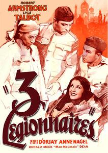 3 Legionnaires