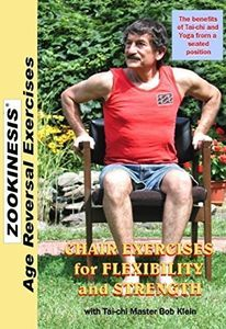 ZOOKINESIS - Age Reversal Exercises - Chair Exercises for Flexibility