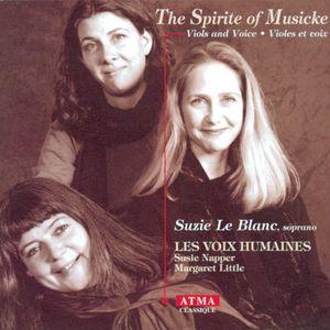 Spirite of Musicke