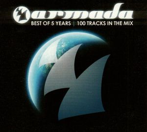 Armada Best Of 5 Years [Import]