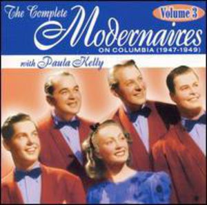 The Complete Modernaires, Vol. 3