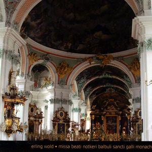 Missa Beati Notkeri Balbuli Sancti Galli Monachi