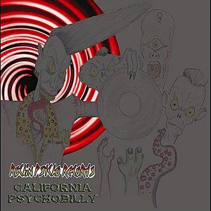 Rockin Psycho Records California Psychobilly /  Various