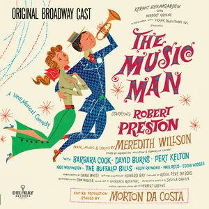 The Music Man (Original Broadway Cast)