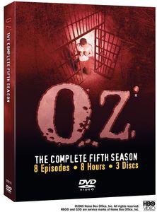 Oz: The Complete Fifth Season